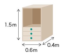 サイズ例図解