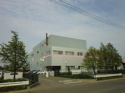 中沼プラスチック選別センター外観